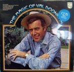 What is so majical of Val Doonican. Is it that hides in the white rabbit in a hat?